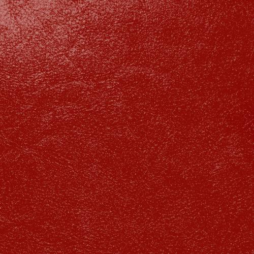 Cuir synthétique rouge antique KA7
