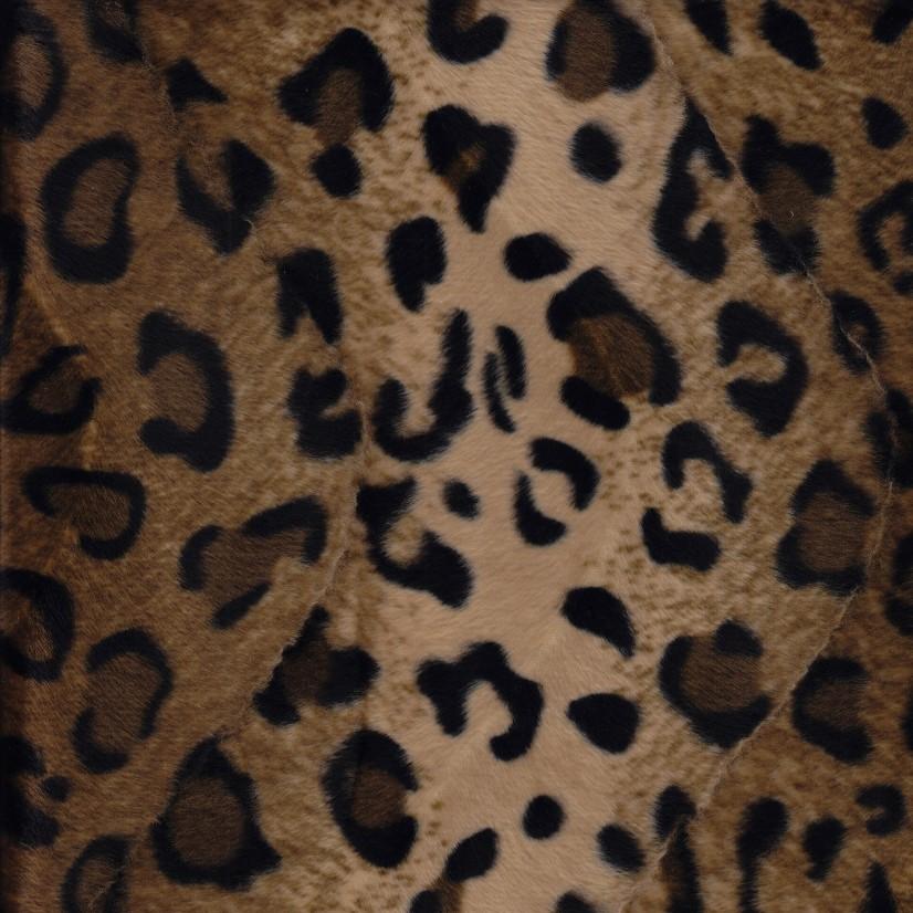 tissu léopard