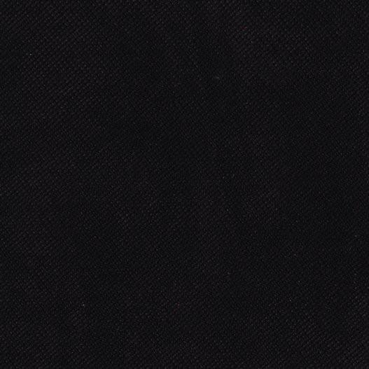 Tissu velours déperlant et antitache VER02 noir