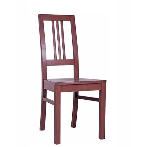 Chaise en bois BORIS - Design Rétro