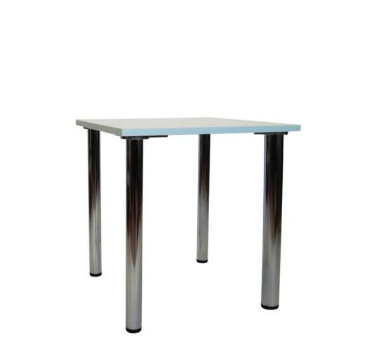 Tischplatten-Dekor lichtgrau
