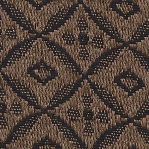 Tissu motifs losanges SR 421 marron