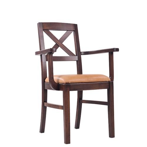 Chaise avec accoudoirs MARIAN AL