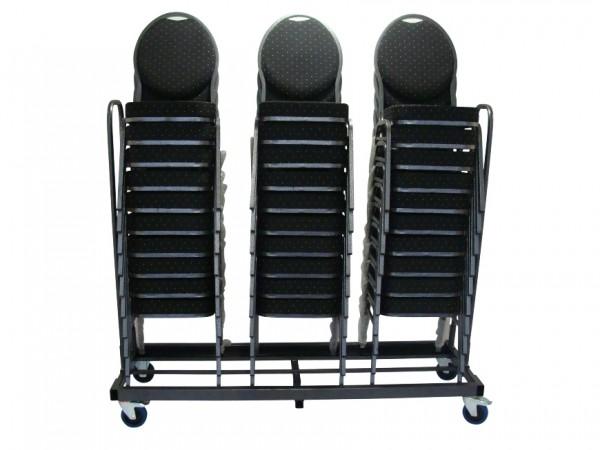 Chariot de transport BS - pour chaises empilables