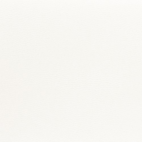 Cuir synthétique avec grains KPF019 blanc
