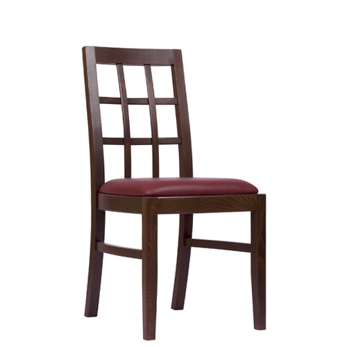 Chaise en bois ALEXIA