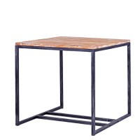 Table MANDAS 75 - Vieux bois