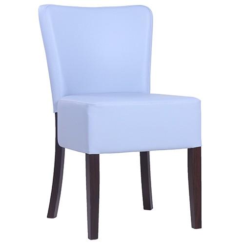Chaise rembourrée TANJA XL - grande assise