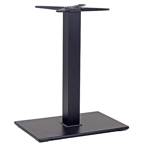 Tischgestell Bistrotischgestell Stahl schwarz