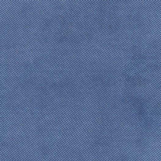 Tissu velours déperlant et antitache VER27 bleu