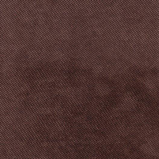 Tissu velours déperlant et antitache VER64 marron