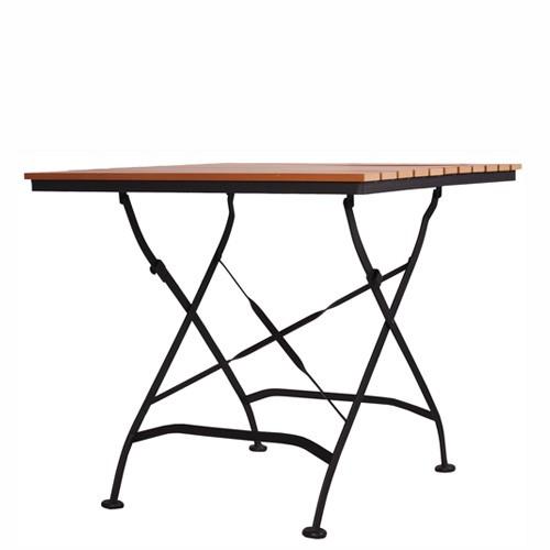 Table de brasserie d'extérieur SENJA 128 - pliable