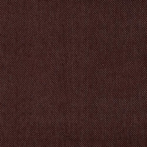 Tissu uni à structure fine BA74 marron foncé