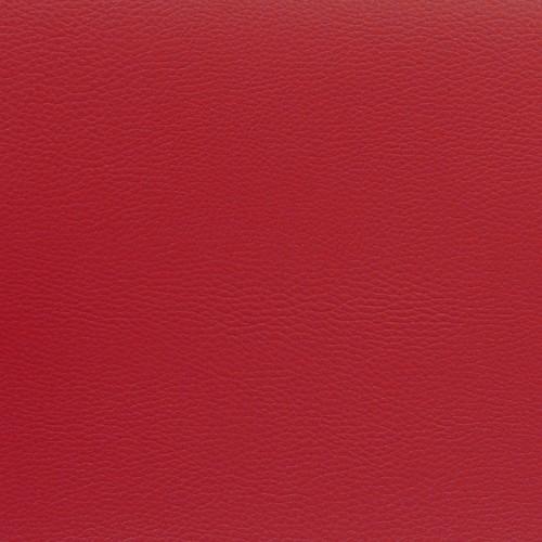 Cuir synthétique avec grains KPF026 rouge