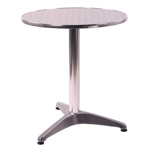 Table de terrasse MIRA D60 - aluminium
