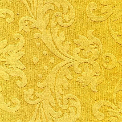 Tissu ornement baroque BD25 or