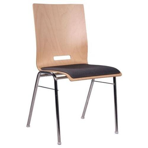 Chaise coque en bois / chaise empilable COMBISIT A42 SP