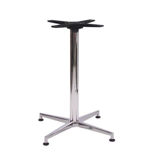 Piétement de table VISION - Aluminium - plusieurs coloris