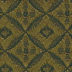 Tissu motifs losanges SR 801 vert