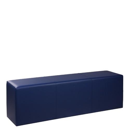 Banc cubique QUATRO 3 (160x40x48 cm)