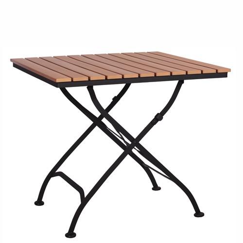 Table de brasserie d'extérieur SENJA 88 - pliable