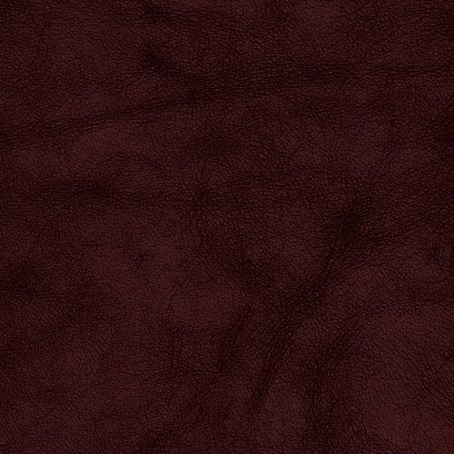 Cuir synthétique KB47 marron-rouge antique