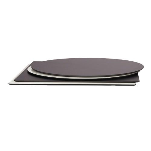 Plateau de table HPL Compact 10 mm
