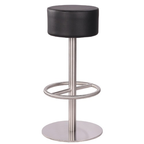 Tabouret de bar GALAXY - inox