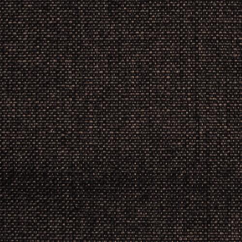 Tissu uni à structure fine SF74 marron foncé