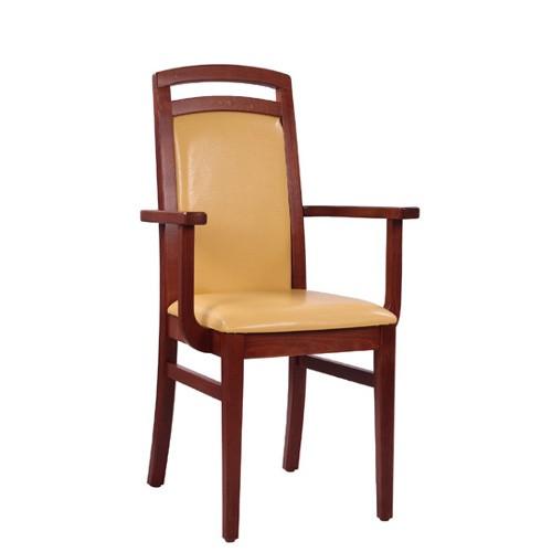 Chaise en bois HEROLD AL