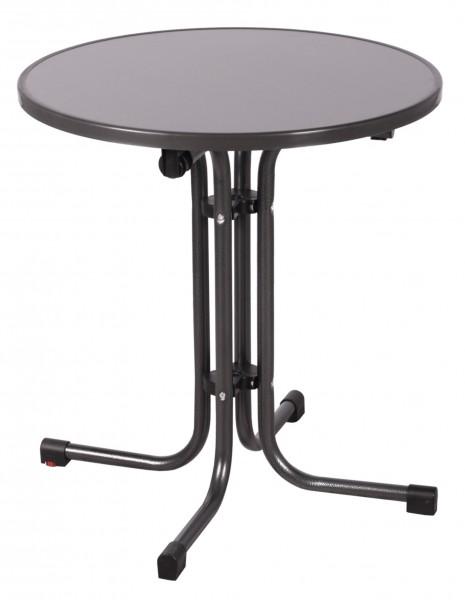 Table bistro RUBEN D70 - pliable