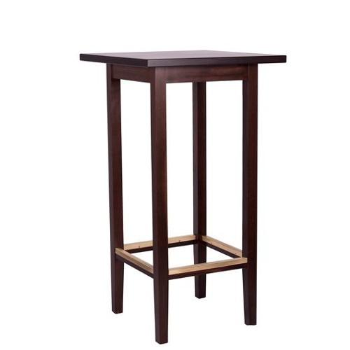 Table haute / mange-debout BELLUNO 77 (70 x 70 cm)