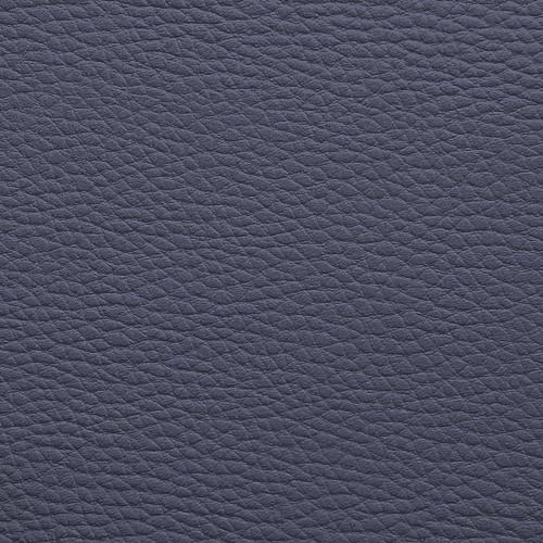 Cuir synthétique avec grains KB26 bleu foncé