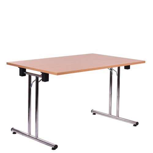 Table pliante TS 128-25 (120 x 80 cm)