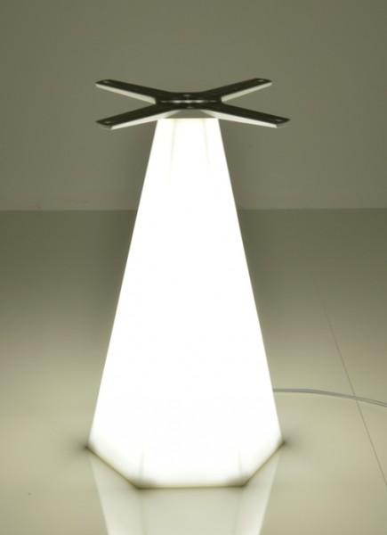 Piétement de table TORIS LED