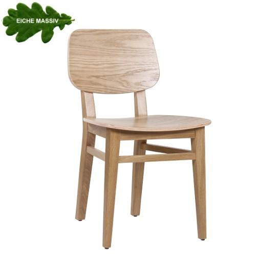 Chaise en chêne OLIVER