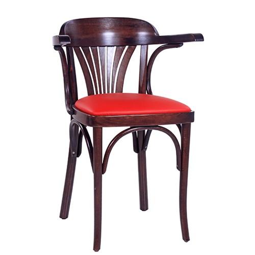 Chaise en bois courbé CLASSICO S44P