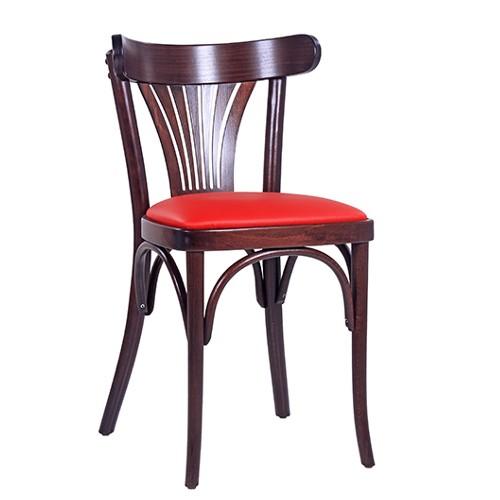 Chaise en bois courbé CLASSICO S45 P