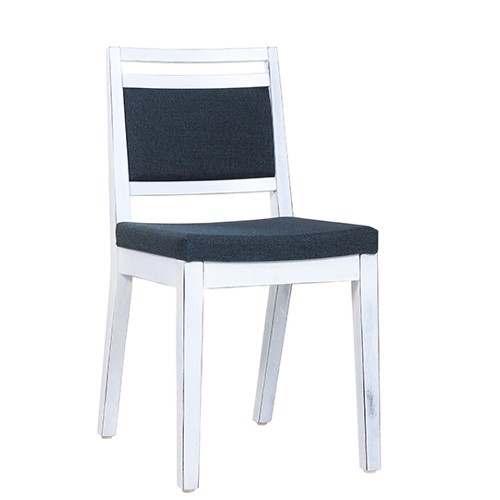 Chaise en bois LEANDRO V - Vintage