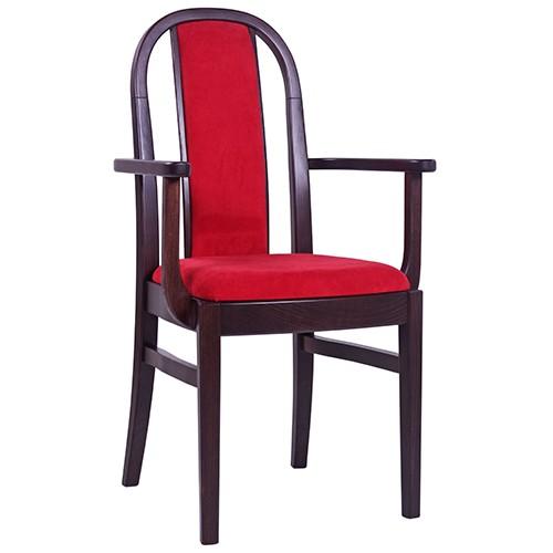 Chaise avec accoudoirs KIM AL