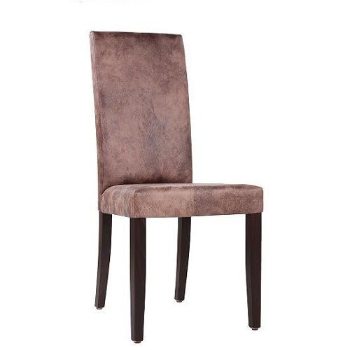 Chaise rembourrée RELA Vintage aspect cuir