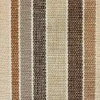 Tissu à rayures SBI14 beige-marron