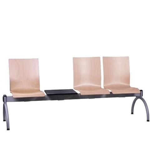 Siège poutre 3 places avec table COMBISIT TC43T