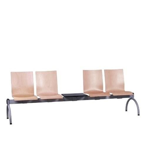 Siège poutre 4 places avec table COMBISIT TC44T