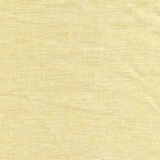 Tissu uni HAV10 jaune pastel