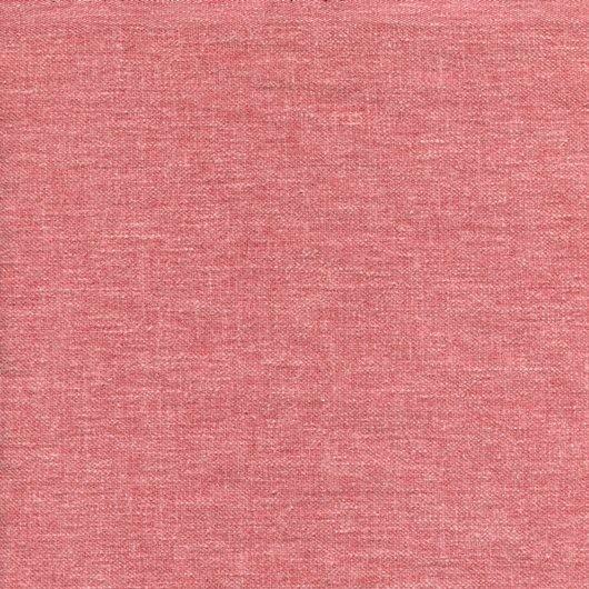 Tissu uni HAV13 rouge pastel
