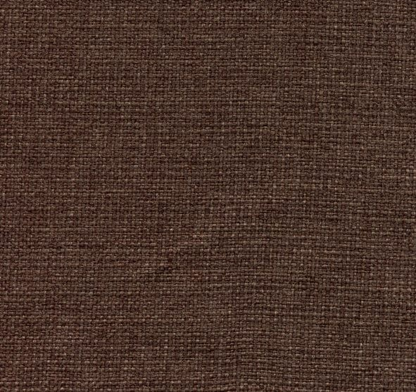Tissu uni à structure fine SF54 marron