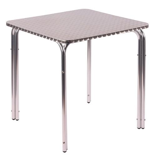 Table de terrasse IRENA 77 - aluminium- PROMO
