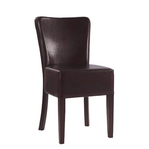 Chaise rembourrée MARCEL