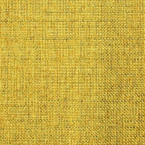 Tissu uni à structure fine SF35 jaune moutarde